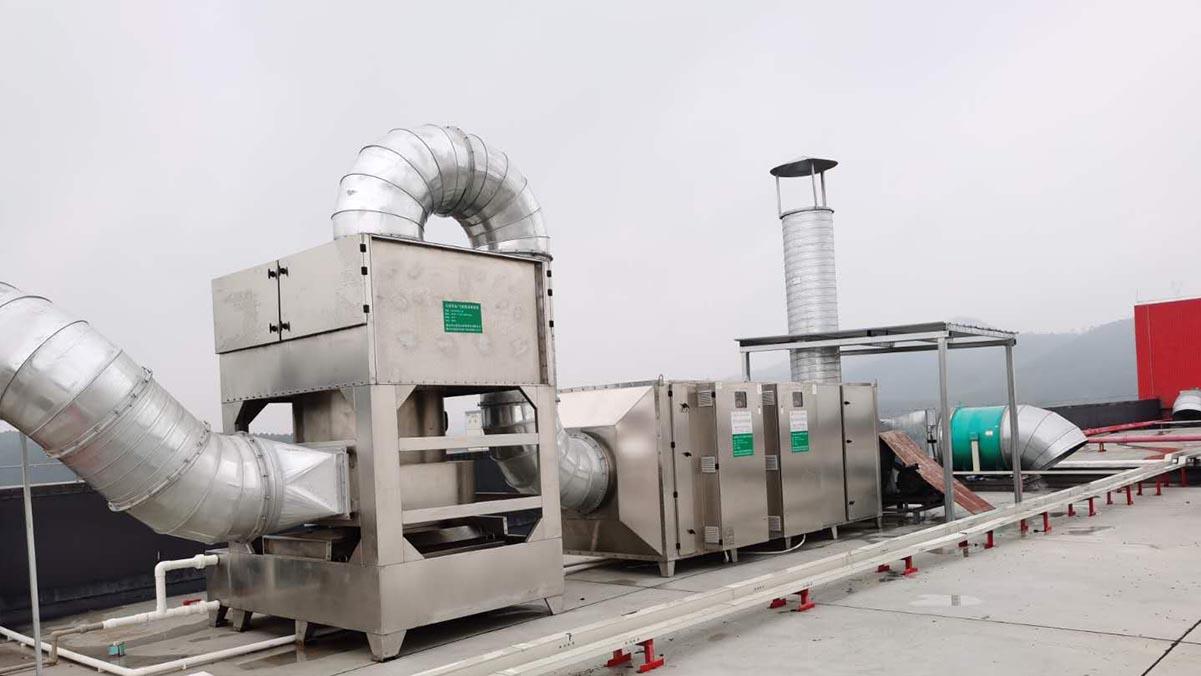 有机废气处理之催化燃烧技术